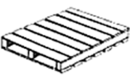Reversible pallet – a pallet with identical top and bottom decks